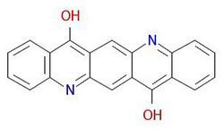 நிறமி-வயலட் -19-மூலக்கூறு-அமைப்பு